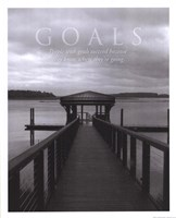 Goals Fine Art Print