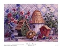 Garden Nesting Fine Art Print