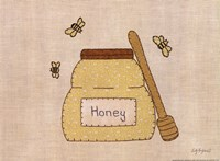 Honey Fine Art Print