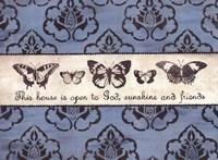 Open House Fine Art Print
