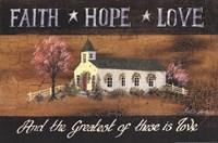 The Greatest Church Fine Art Print