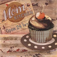 Baking Sign I Fine Art Print