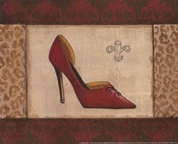 Fashion Shoe I Fine Art Print