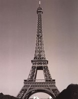 Eiffle Tower I Fine Art Print