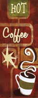 Retro Coffee III Fine Art Print