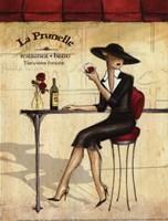 Femme Elegante IV - petite Fine Art Print