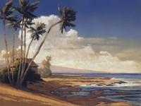 Kona Coast I - petite Fine Art Print