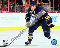 Paul Gaustad 2009-10 Action Fine Art Print