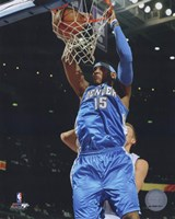 Carmelo Anthony 2009-10 Action Fine Art Print