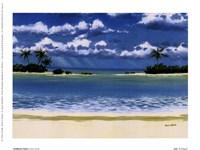 Caribbean Palms Fine Art Print