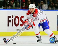 Scott Gomez 2009-10 Action Fine Art Print