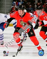 Chris Neil 2009-10 Action Fine Art Print