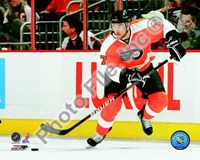 Jeff Carter 2009-10 Action Fine Art Print