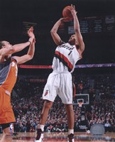 Brandon Roy 2009-10 Action Fine Art Print