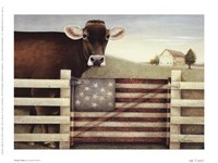 Proud Gate Fine Art Print