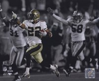 Tracy Porter Super Bowl XLIV Spotlight Action (#23) Fine Art Print