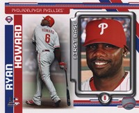 Ryan Howard 2010 Studio Plus Fine Art Print