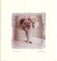 Rose Cluster ll Framed Print