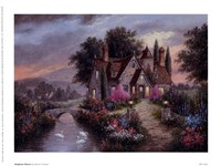 Brighton Manor Fine Art Print