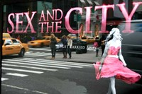 Sex and the City 2 - style C Fine Art Print