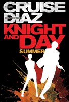 Knight and Day - style A Fine Art Print