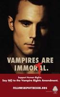 True Blood - Immortal - style H Fine Art Print