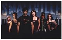 Smallville - style L Fine Art Print