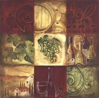 Tuscan Wine I Fine Art Print