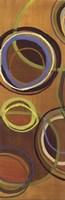 Sixteen Saturday Panel II- mini Framed Print