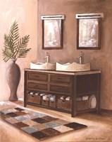 Bath Still Life II Fine Art Print