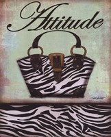 Exotic Purse III - mini Fine Art Print