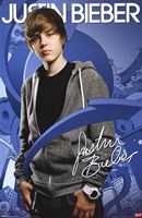 Justin Bieber - Arrows Wall Poster