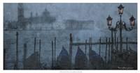Blue Canal I Fine Art Print