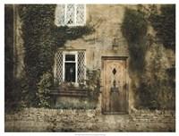 English Cottage III Fine Art Print