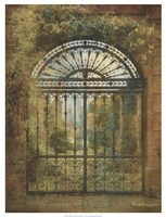 English Countryside V Fine Art Print