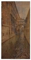Tour of Venice II Fine Art Print