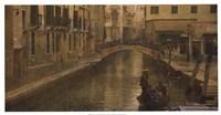 Tour of Venice III Fine Art Print