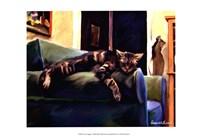 Tony Froggin Framed Print