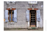 Weathered Doorway VI Fine Art Print