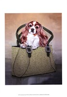 Cavalier and Carry Fine Art Print