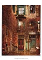 Venice Snapshots IV Framed Print