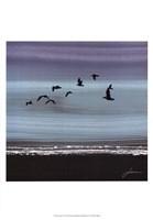 Dusky Sea II Fine Art Print
