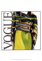 Fashion Vogue Framed Print