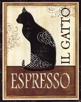 Il Gatto Fine Art Print