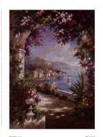 Floral Vista Fine Art Print