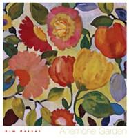 Anemone Garden Fine Art Print