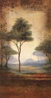 Woodland Meadow I Fine Art Print