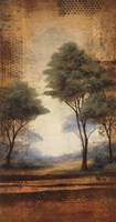 Woodland Meadow II Fine Art Print