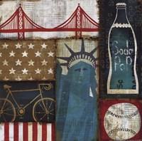 American Pop I Fine Art Print