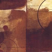 Geometric Spice II Fine Art Print
